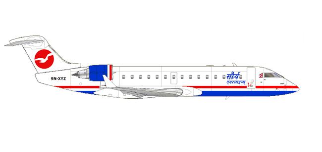 saurya airlines