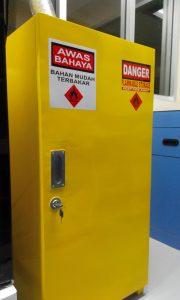Chemical Storage Cabinet Murah