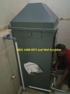 Wet Scrubber Jual Peralatan Pengendali Pencemar udara