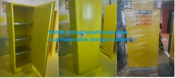 Jual Flammable Storage Cabinet
