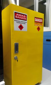 Flammable Storage