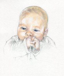 portrait bébé 4