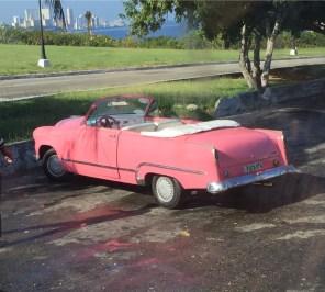 Vintage Car_Havana
