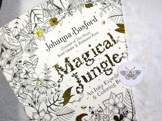 Gagnez Magical jungle par Johanna Basford