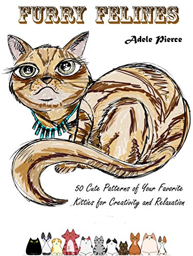 Livre Furry Felines par Adele Pierce GRATUIT