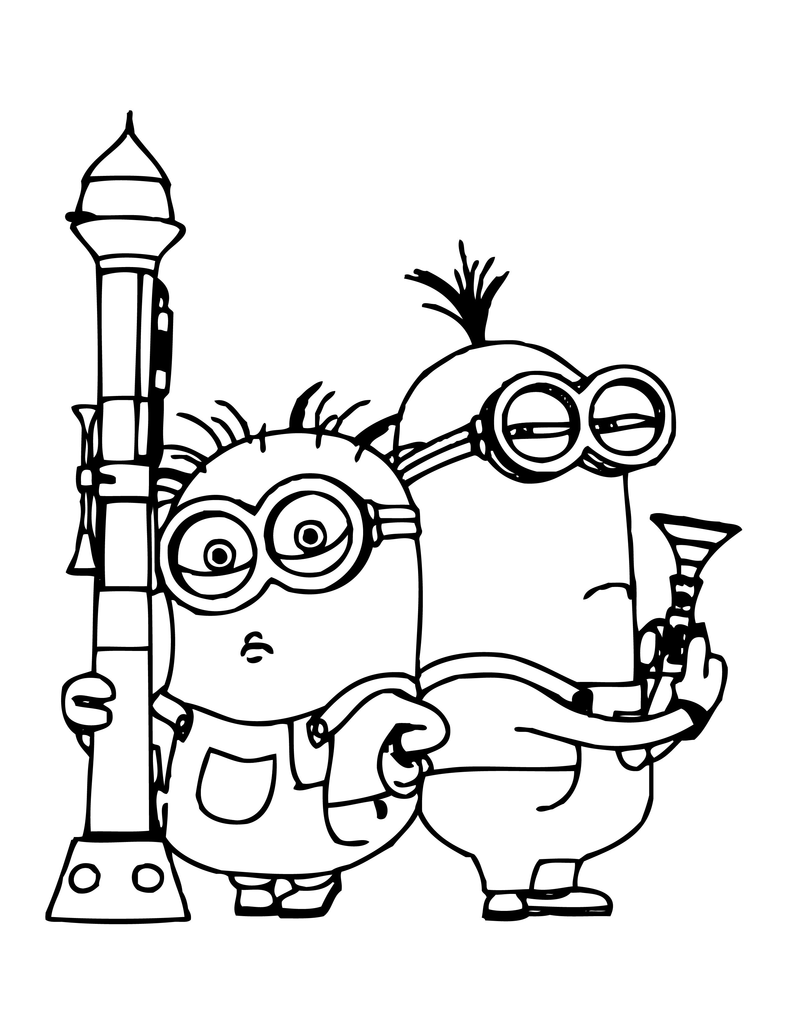Search Results For Tags Minion Pour Coloriage