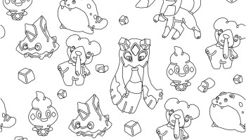 Coloriage Pokemon Togepi Fairy Type Artherapie Ca