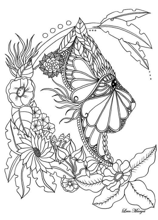 Le Chapillon de Leen Margot à imprimer