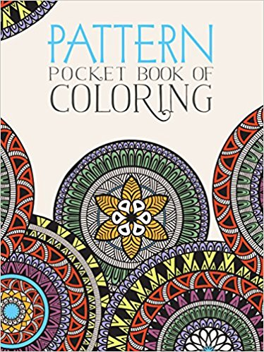 Critique du livre Pattern pocket book of coloring