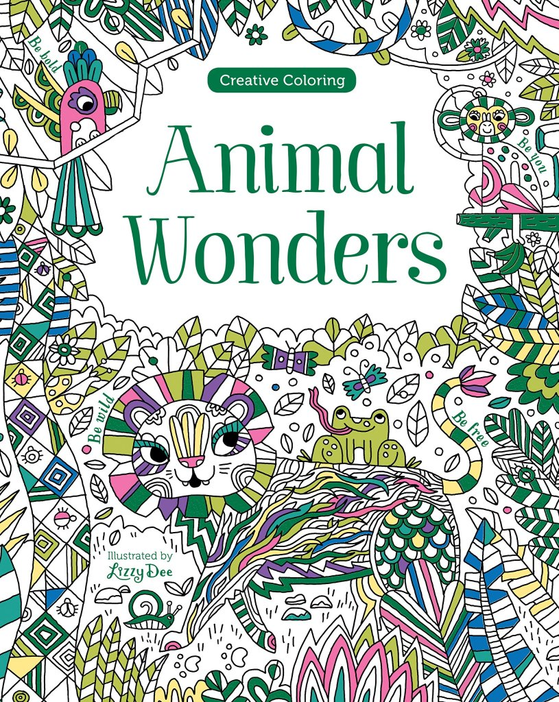 Critique du livre Animal Wonder par Parragon