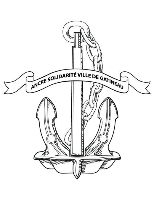Ancre contre les inondations ville de Gatineau