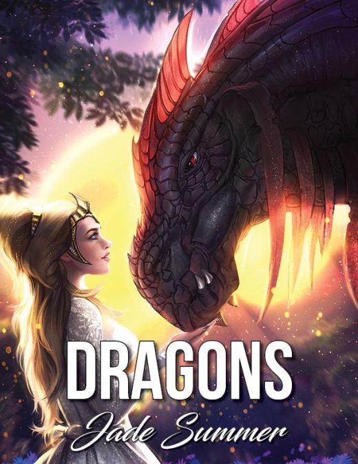 Dragon de Jade Summer du livre Dragons gratuit