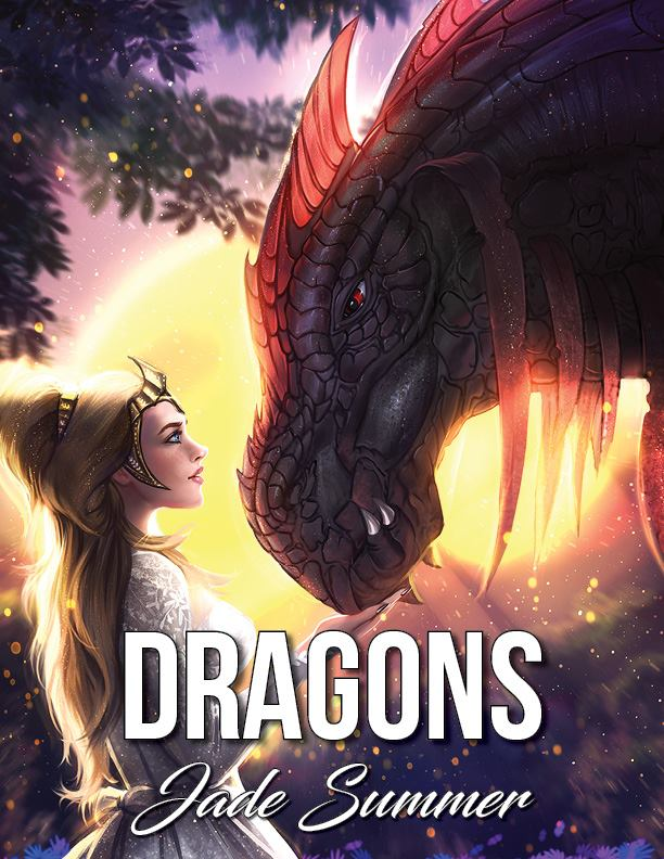 Dragon de Jade Summer du livre Dragons gratuit