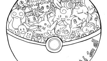 Pokemon ポケモン Image Gratuite A Imprimer Par Maud Marie