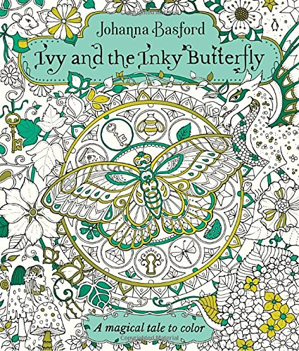 Ivy and the inky butterfly