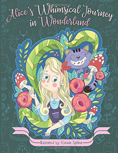 Critique du livre Alice's Whimsical Journey in Wonderland