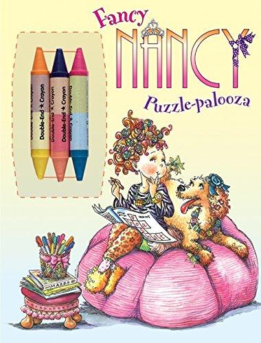 Fancy Nancy Puzzle-palooza