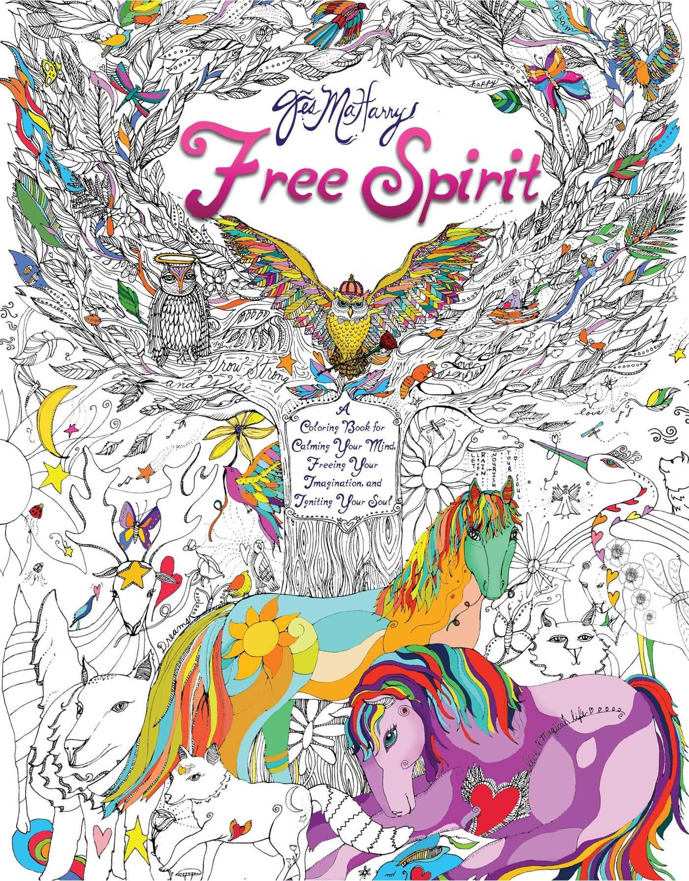 Free Spirit Ges Mahary