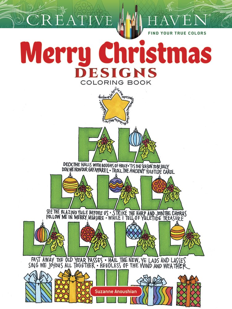 Merry Christmas Designs par Creative Haven
