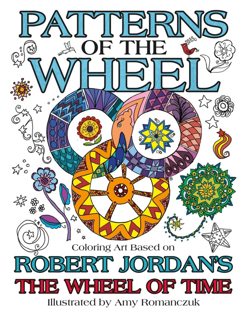 Patterns of the Wheel - Robert Jordans
