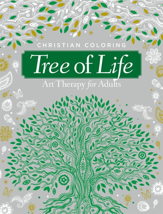 Critique du livre Tree of Life Art Therapy for Adults