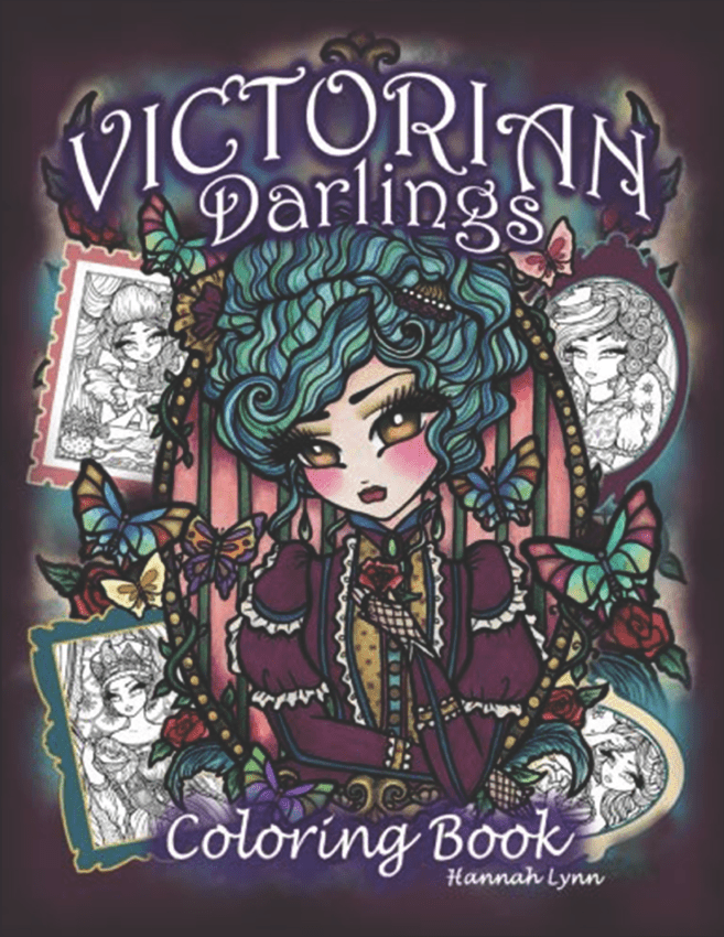 Victorian Darlings Hannah Lynn