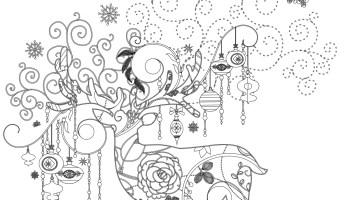 Coloriage Pixel Art Dessin Animaux à Imprimer Gratuit