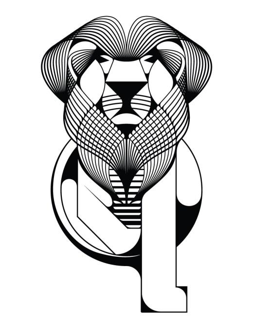 Lion à imprimer gratuit pour colorier facile
