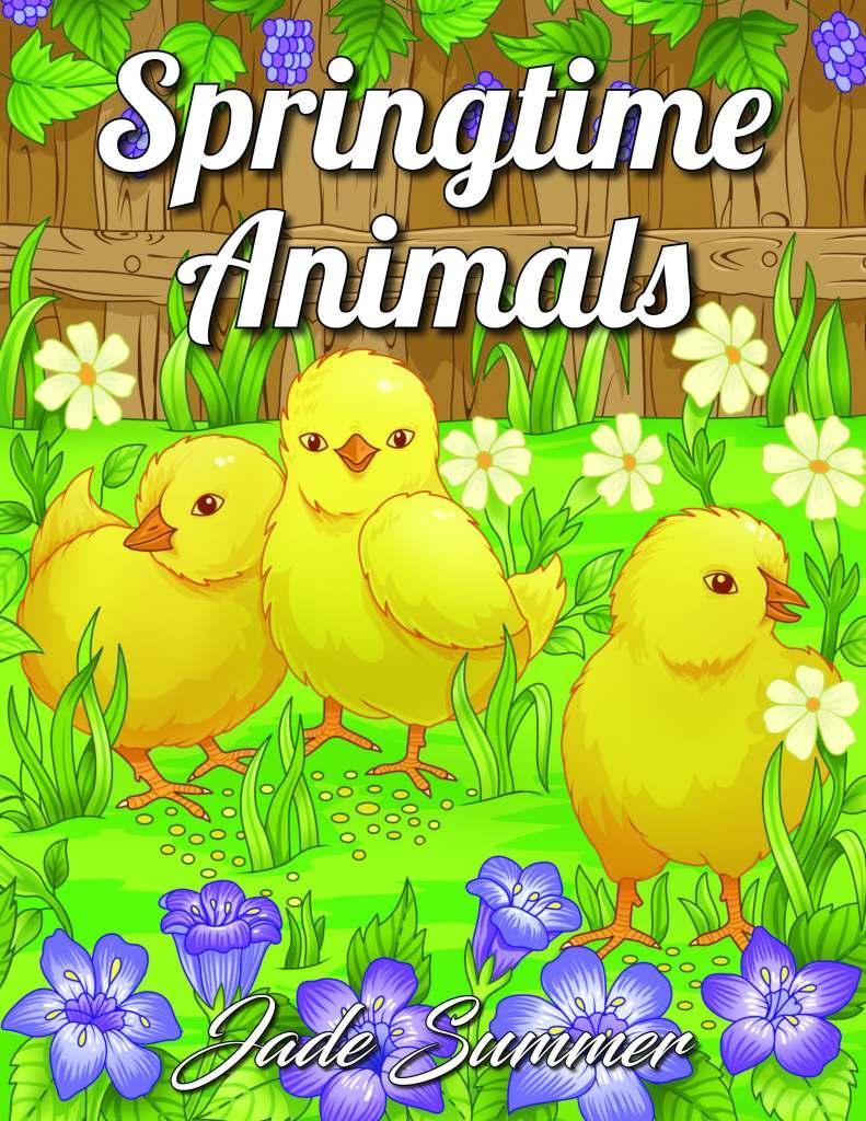 Springtime Animals by Jade Summer