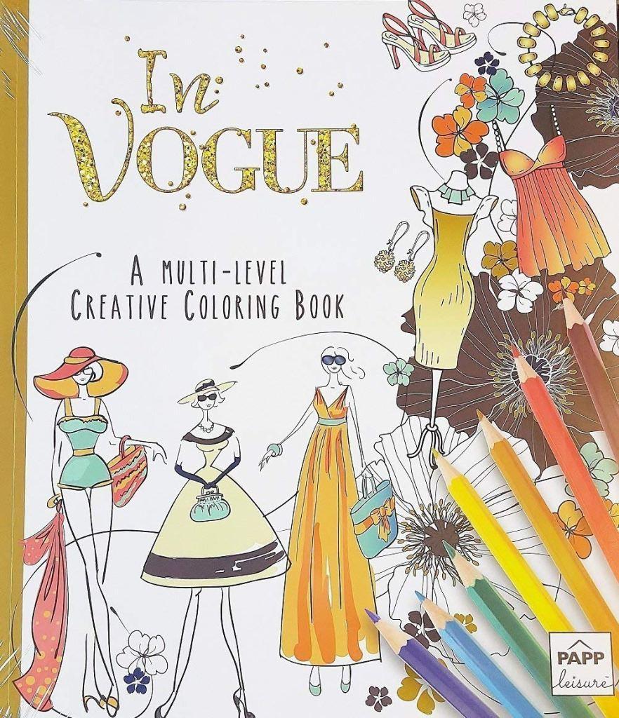 Critique du livre In Vogue de la collection PAPP leisure