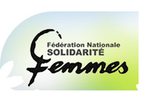 Logo solidarité femmes