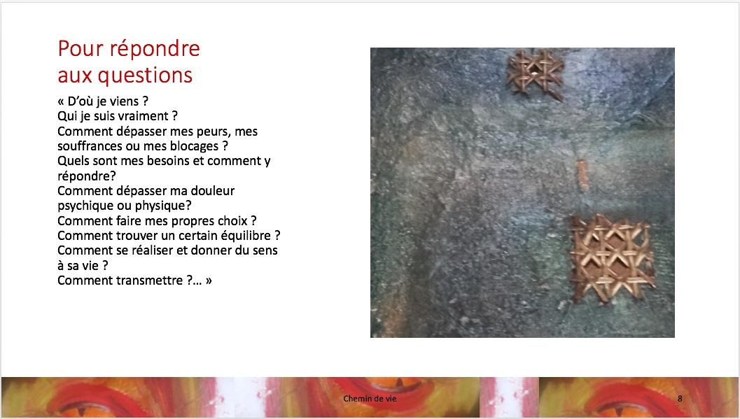 Chemins de vie p.8