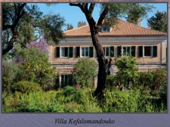 Villa Corfou