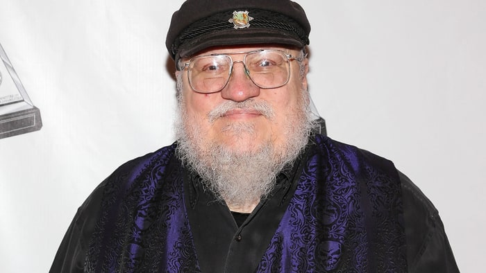 George RR Martin is ready to help the new generation