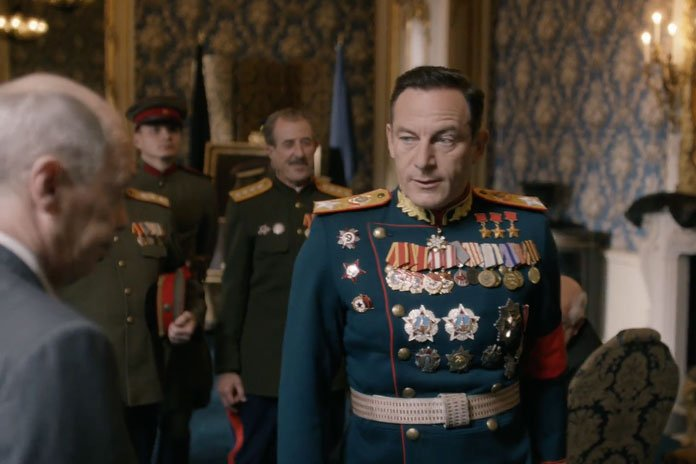 Russian cinema ends showings of Stalin film