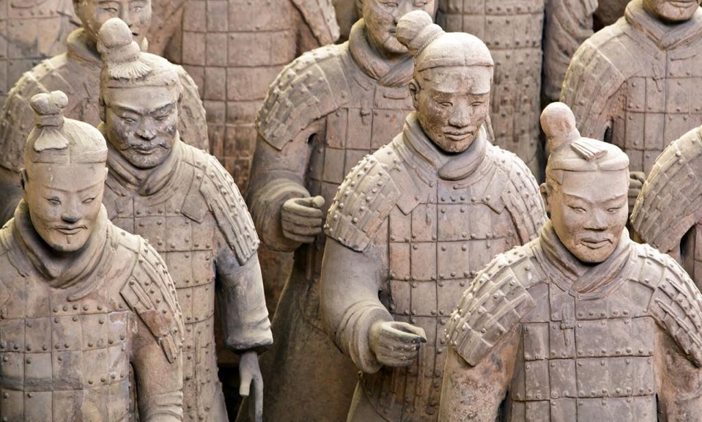 Iconic Terracotta Army goes to Liverpool