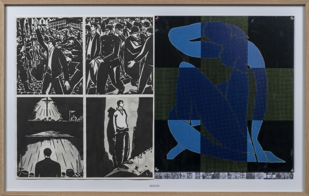 Troubled history through the eyes of two artists from ex-Yugoslavian states