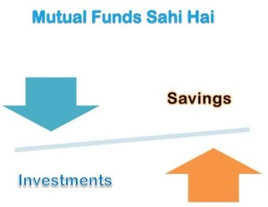 Diffrence between Savings and Investments