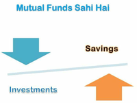 Difference between Savings and Investments 1