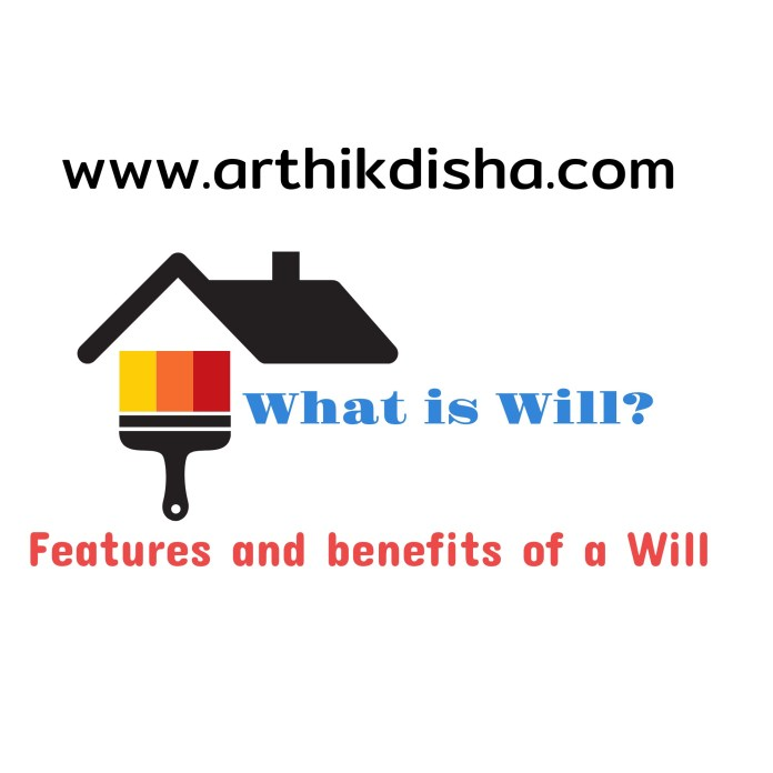 What is Will?Features and benefits of a property Will