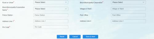 E District WB-Domicile certificate details 3-ArthikDisha