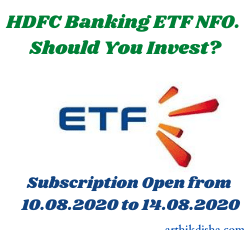HDFC Banking ETF NFO. Should You Invest