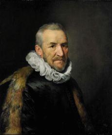 Portrait of an unknown man, ca. 1625, Rijksmuseum