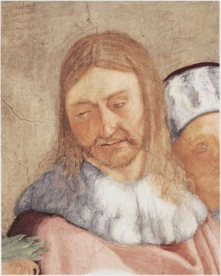 Head of a jurist from the Pandects, attributed to Lorenzo Lotto