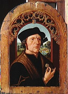 38. Jan Gerritz van Egmond van de Nijenburg, workshop copy, c. 1523, Louvre