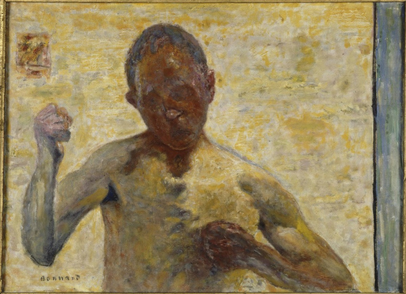 The boxer (self portrait) by Pierre Bonnard: History, Analysis & Facts