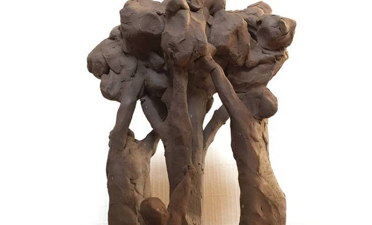 В Харкові відкрилась скульптурна виставка «Продовження»