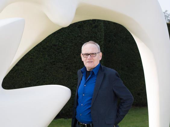 Пітер Мюррей, засновник і виконавчий директор Йоркшірського скульптурного парку