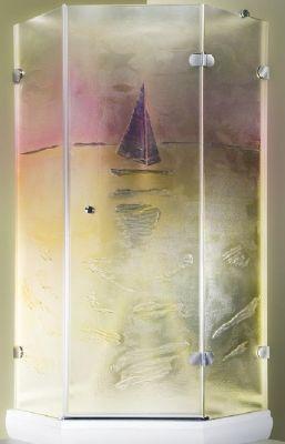 douchecabine glasfusing 07 zeilboot