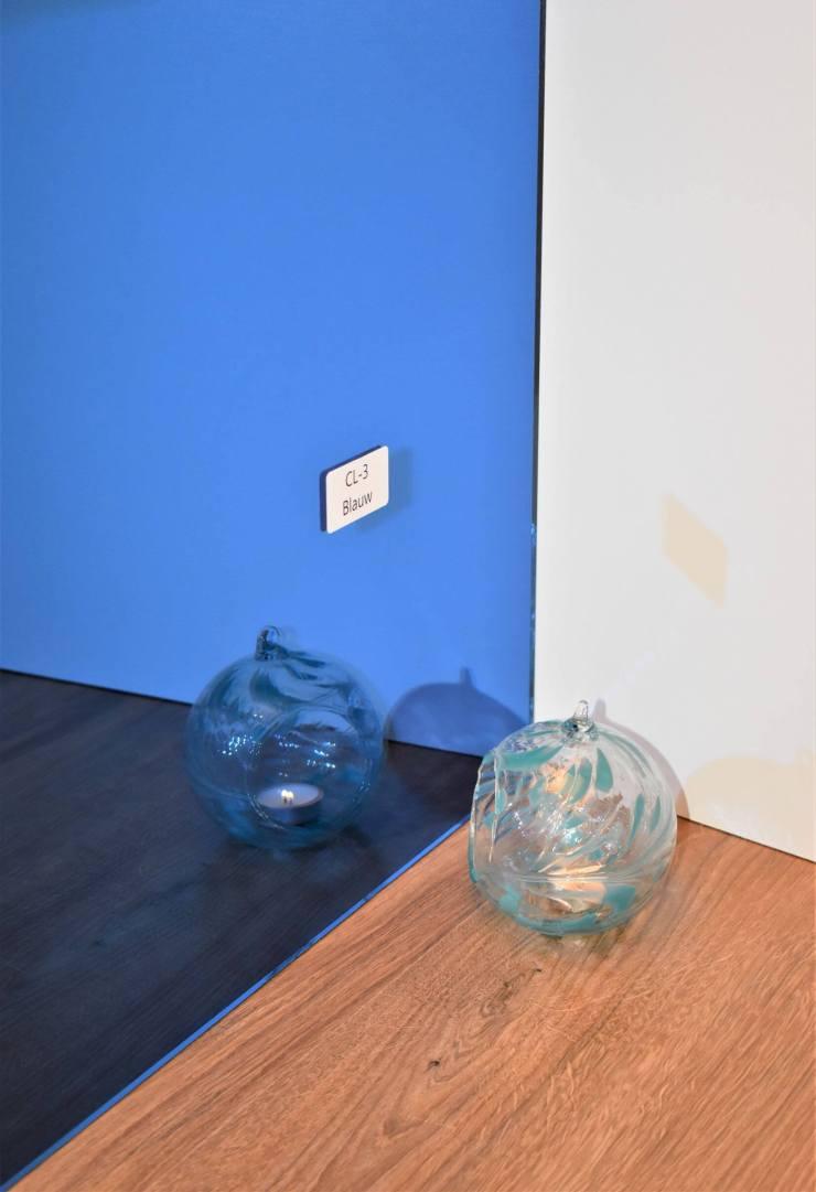 spiegel blauw  CL-3